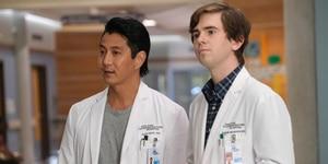 Nova foto inédita de atores principais de The Good Doctor causa furor nas redes