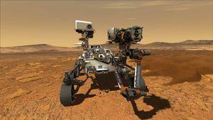 El rover Perseverance de la NASA falla en su primer intento de recolección de rocas en Marte
