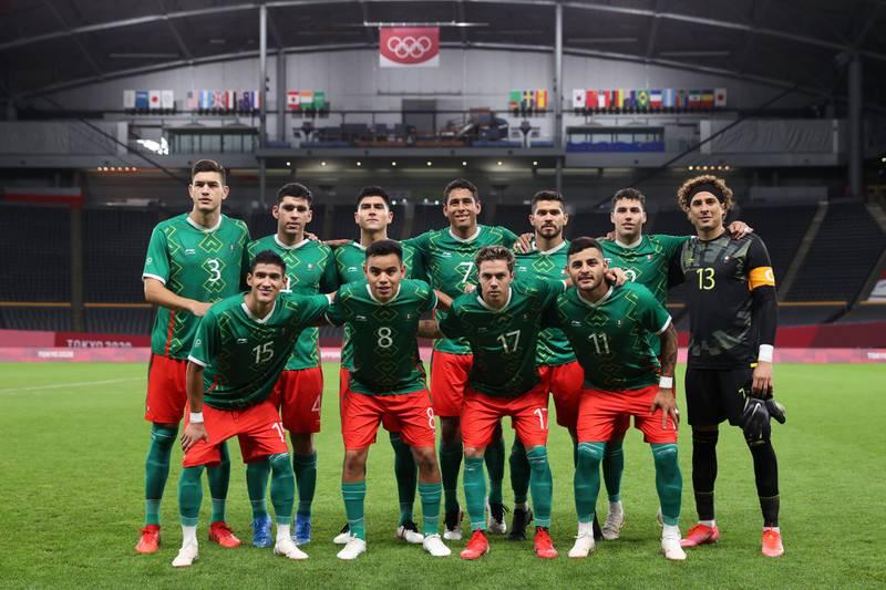 México vs. Corea