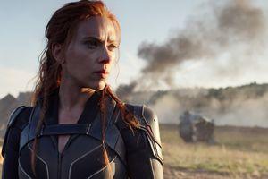 """Scarlett Johansson demanda a Disney por el estreno de """"Black Widow"""""""