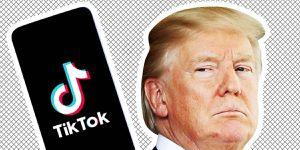 TikTok va a los tribunales: dice que Trump los olvidó y piden suspender bloqueo