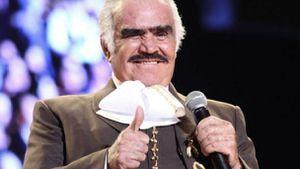 Confirmada la bioserie del cantante Vicente Fernández