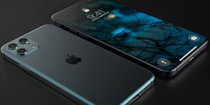 iPhone 12 se muestra en brutal render basado en filtraciones