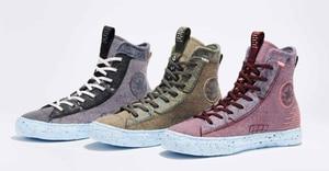 Converse presenta Renew en Chile, sus zapatillas ecoamigables
