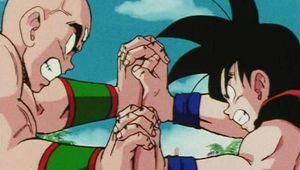 Dragon Ball: evidencia sugiere que Goku y Ten Shin Han son la misma persona