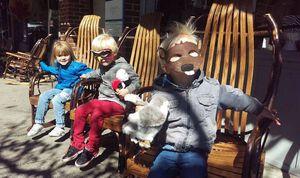 13 disfraces originales de Halloween para los niños este 2020