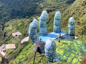 Se inauguró un nuevo atractivo turístico en el corazón de Baños de Agua Santa