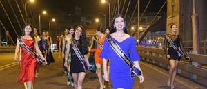 """Candidata a Miss Ecuador habló de inconformidad en el certamen y de """"privilegios"""" a Susy Sacoto"""