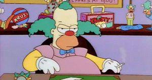 Adidas y Los Simpson rinden homenaje a Krusty con estas locas, locas zapatillas