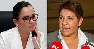 Enfrentamiento verbal entre Marcela Aguiñaga y María José Carrión en la Asamblea
