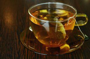 Mantén una vida saludable tomando té verde a diario