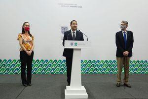 Sheinbaum designa a Martí Batres como secretario de Gobierno de la CDMX