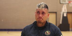 """El desgarrador testimonio de Nicolás Castillo: """"No sabía si iba a vivir o si me iban a salvar la pierna"""""""