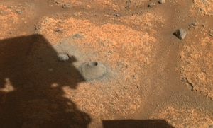 Equipe da sonda Perseverance da NASA avalia primeira tentativa de coletar amostras do solo de Marte