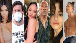 """Estas son las celebridades que más cobran por subir un """"post"""" en Instagram"""