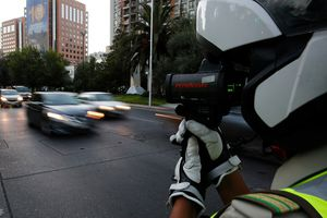 6 de cada 10 conductores maneja a exceso de velocidad en la RM: estas son las principales avenidas