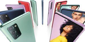 Samsung Galaxy S20 FE es el nuevo favorito de ventas, según estudio