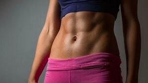 Ejercicios para tener cuadritos en el abdomen sin sufrir demasiado