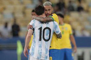 Video: La reacción de Neymar ante la llegada de Messi al PSG