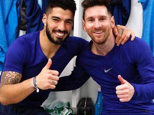 "Lionel Messi sobre el adiós de Luis Suárez de Barcelona: ""A esta altura, ya no me sorprende nada"""