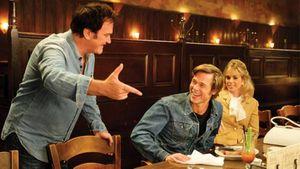 Parece que le llegó el IFE: Tarantino se compró una sala de cine en LA