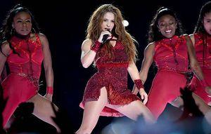 Rindieron homenaje a Shakira durante Carnaval de Barranquilla