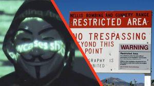 Anonymous: esto es lo que sabemos hasta ahora sobre el Área 51