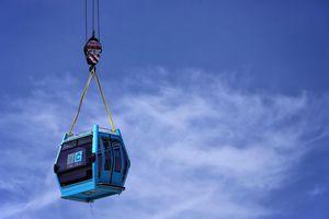 Más de 100 mil pesos, la sanción a empresa constructora por paro en el Cablebús