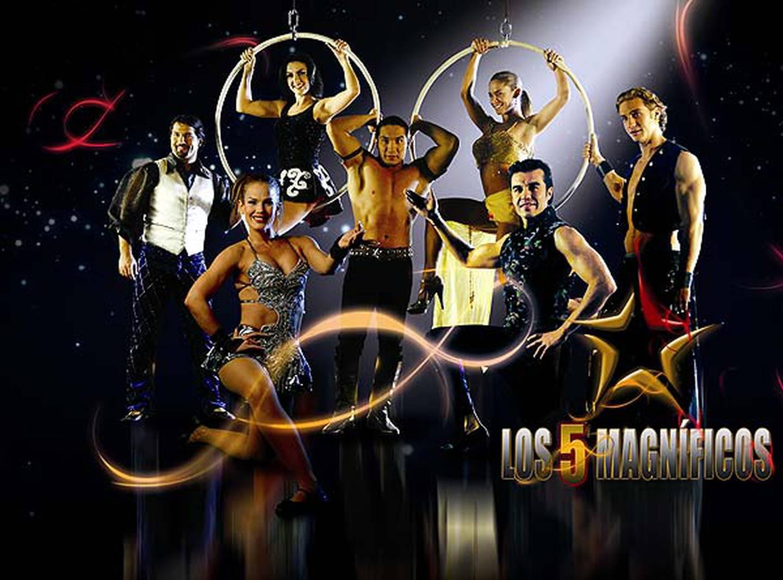 """""""Los 5 magníficos"""""""