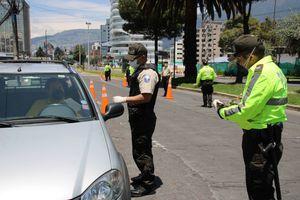 ¿Cómo será la circulación vehicular en Ecuador este domingo 4 de abril del 2021?