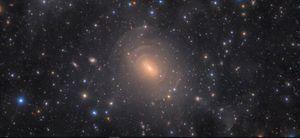 Astrónomos descubren nuevos cúmulos de galaxias que eran ignorados a pesar de estar a simple vista en el firmamento