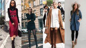 5 formas de usar vestidos no inverno