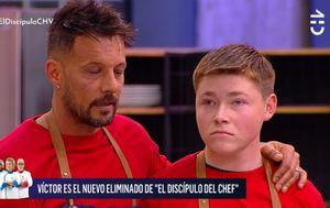 Fabricio renunció y cedió su lugar a eliminado Zafrada en El Discípulo del Chef