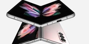 Samsung Galaxy Z Fold 3 y Z Flip 3 filtran su precio y te volarán la cabeza