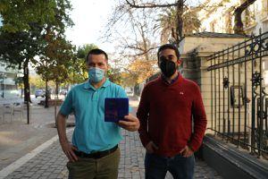Científicos chilenos crean dispositivo que mide el peligro de contagio de covid-19 en espacios cerrados