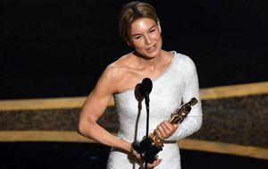 """Renée Zellweger dijo que este segundo Oscar lo recibió de una """"manera diferente"""" al primero"""