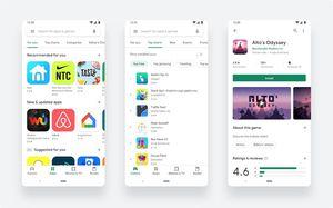 Así será la información de Google Play sobre las apps que recopilan datos