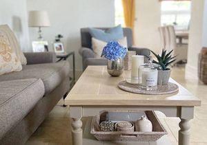 4 elementos de decoración multiusos que pueden incluir en tu sala de estar