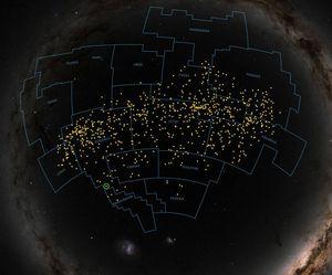 ¿Son habitables? Astrónomos descubren tres nuevos exoplanetas que orbitan a una muy joven estrella masiva