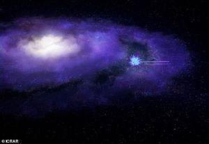 Científicos encontraron la materia oculta del Universo gracias a las ráfagas rápidas de radio