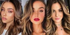 Maquillaje para mujeres de cara redonda, perfecto para estilizar el rostro y definir los pómulos