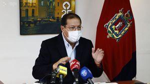 Santiago Guarderas se pronuncia sobre pedido de remoción del Alcalde Jorge Yunda