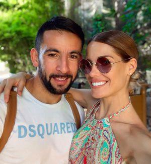 """""""Todo está bien, todo va a estar bien"""": las palabras de Gala Caldirola tras fin de su relación con Mauricio Isla"""