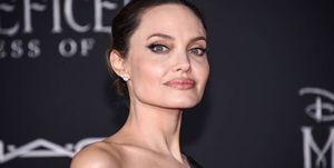 Las duras declaraciones de Angelina Jolie en contra de Brad Pitt