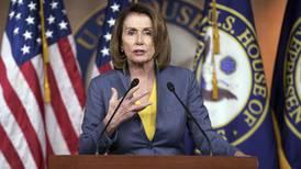 Nancy Pelosi considera factible reducir el paquete de gasto social