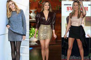 Minifalda para mujeres de 30 años o más: así las puedes combinar para lucir rejuvenecida y fashion