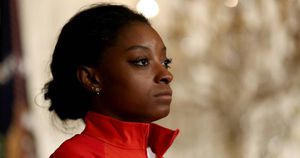 Simone Biles desiste de competição individual geral na Tóquio 2020
