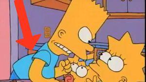 Los Simpson: ¿Por qué Bart aparece con una playera azul en algunas ocasiones?