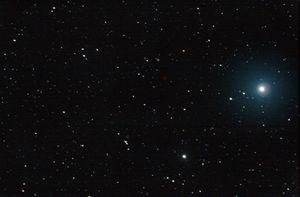 Un equipo de astrónomos capturan las curiosas imágenes de un asteroide con forma de hueso de perro