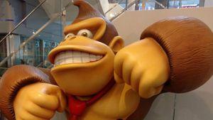 Nintendo: ¿realmente se robaron la estatua de Donkey Kong en Nueva York?